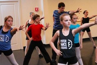 Ballet/Hip Hop (3-5yr)