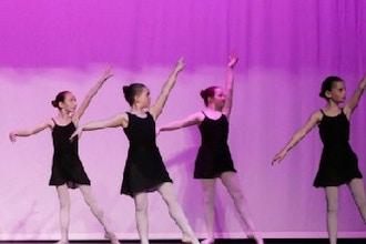 Ballet II + Pre Pointe