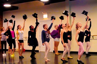 Musical Theater Camp (Ages 10-16)