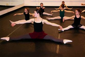 Pre Ballet (4-6 yrs)