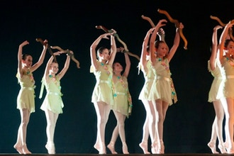 Intermediate Classical Ballet