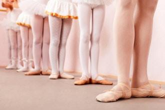Beginning Ballet (6-8 yrs)