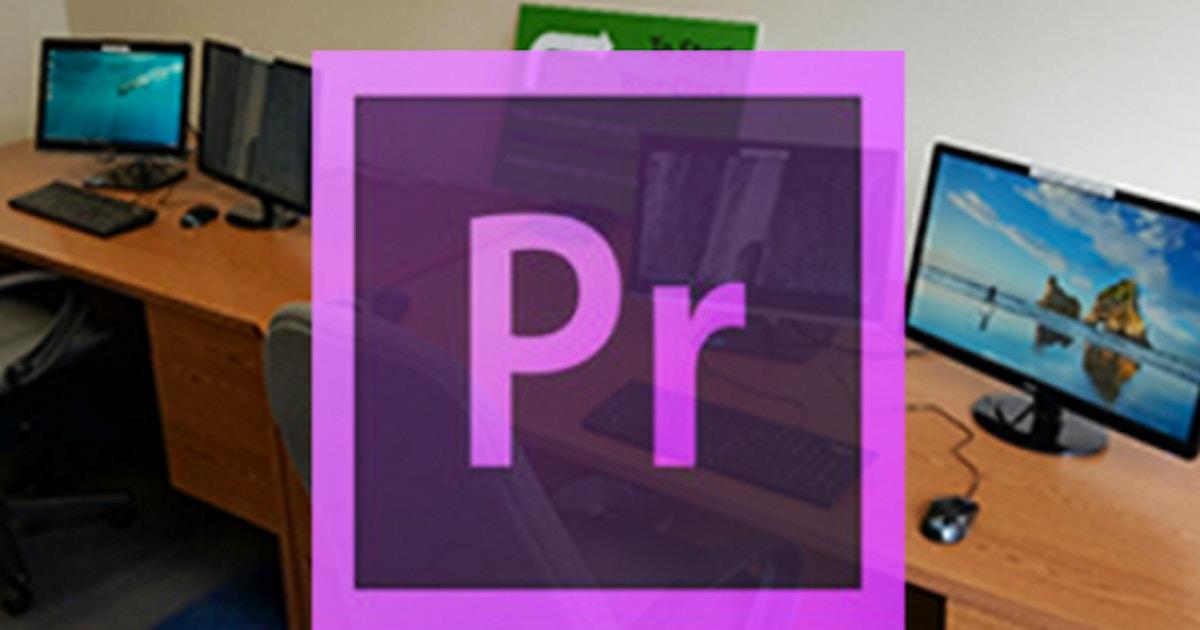 Adobe Premiere Pro CC (2019) - Premiere Pro Training New York | CourseHorse  - Certstaffix Training