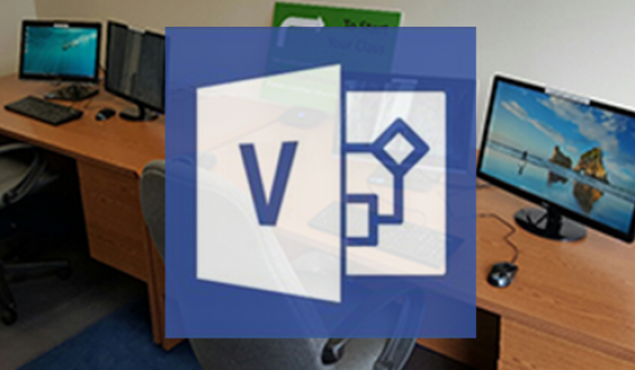 Drawing Lines In Visio : Visio training new york coursehorse