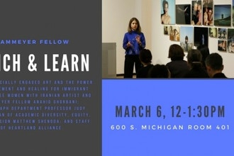 Lunch and Learn: Socially Engaged Art