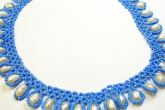 Russian Lace Necklace