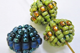 Third Friday Workshop: Spinning Top Beaded Bead