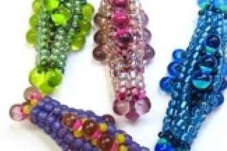 Third Friday Workshop: Lava Lamp Beaded Beads