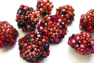 Third Friday Workshop: Priscilla Beaded Beads