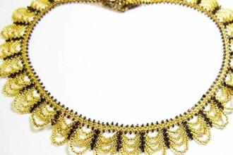 Ukranian Swag Necklace P2