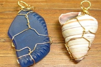 The Simple Person's Wire Wrap
