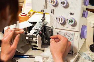 Introduction to Home Serger Machine - Sewing Classes Los Angeles |  CourseHorse - Sew FYI