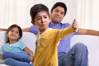 Developing Social Emotional Skills in Young Children
