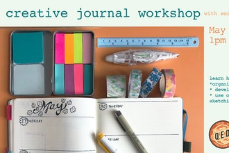 Creative Journal Workshop