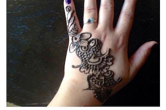 How to Henna Tattoo - Tattoo Classes New York | CourseHorse