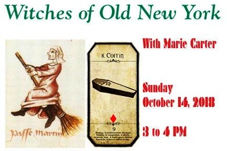 Witches of Old New York