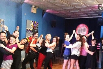 Swing Dancing: Lindy Hop Sampler and Social