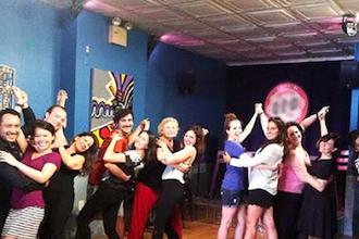 Swing Dancing Workshop (Open Level)