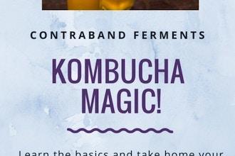 Kombucha Magic