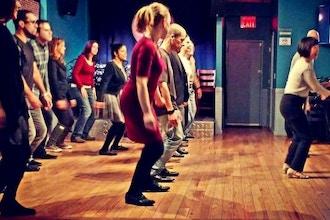 Swing Dancing Workshop for Level I - Swing Classes New
