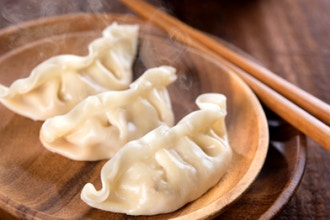 Dumplings, Wontons & Spring Rolls