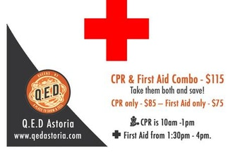 American Heart Association CPR & First Aid Training