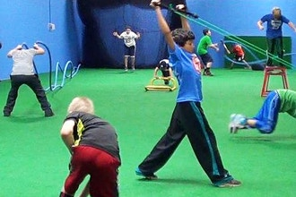 Winter Baseball Camp: Intermediate 1 (Ages 8-9)