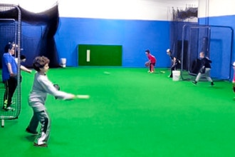 Fall Baseball Camp: Intermediate (Ages 8-12)