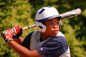 Summer Baseball Camp: Beginner (Ages 5-8)