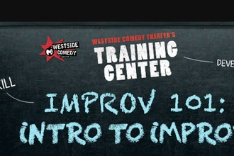 Improv 101: Intro to Improv