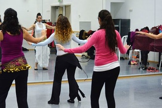 Bellydance with Salit