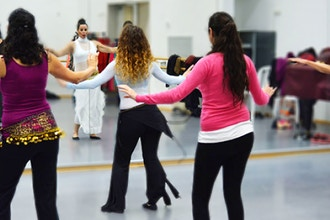 Online- Conditioning for Bellydancers