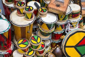 Big Beat Brazilian Drumming, Grades 3-5