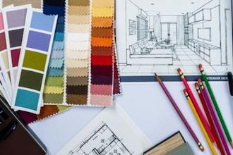 Drawing Interiors Perspective Rendering Interior Design Courses Online Coursehorse The New School