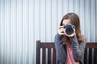 Digital Photography, Grades 9-12