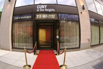 CUNY in the Heights