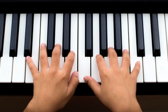 Piano for Kids (Ages 9-13)