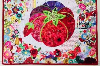 Pin Cushion Collage