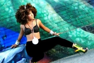Jamaican Dance Class