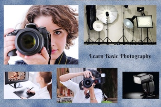 Basic Photography Program For Beginners