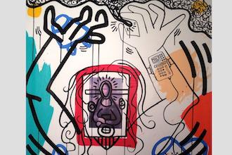 Painting the Apocalypse:Haring, Basquiat & the Eighties