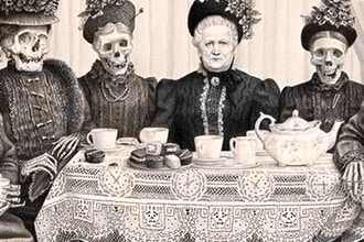 Olio Breakfast Club: Death & Bagels on a Sunday Morning