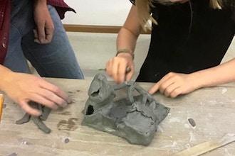 After School Ceramics Animals, Dinosaurs (Grades K-2)