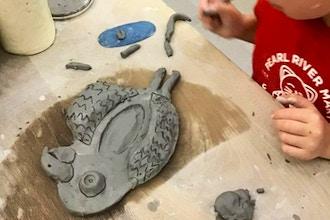 After School Ceramic Adventure (Grades K-1)