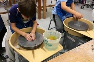 After School Handbuilding & Pottery Wheel (Grades 2-5)