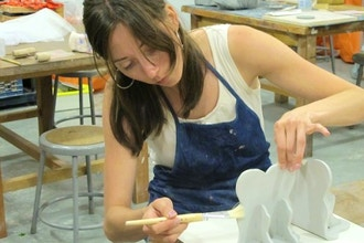 Adult Introductory Ceramics Workshop
