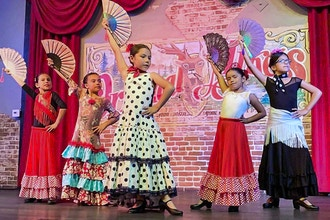 Kids Flamenco (Ages 5-7: Package)