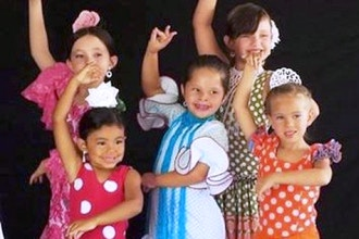 Kids Flamenco (Ages 8-12)
