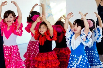 Kids Flamenco IV (Ages 8-12)