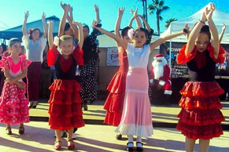 Kids Intermediate Flamenco (Ages 10-12)